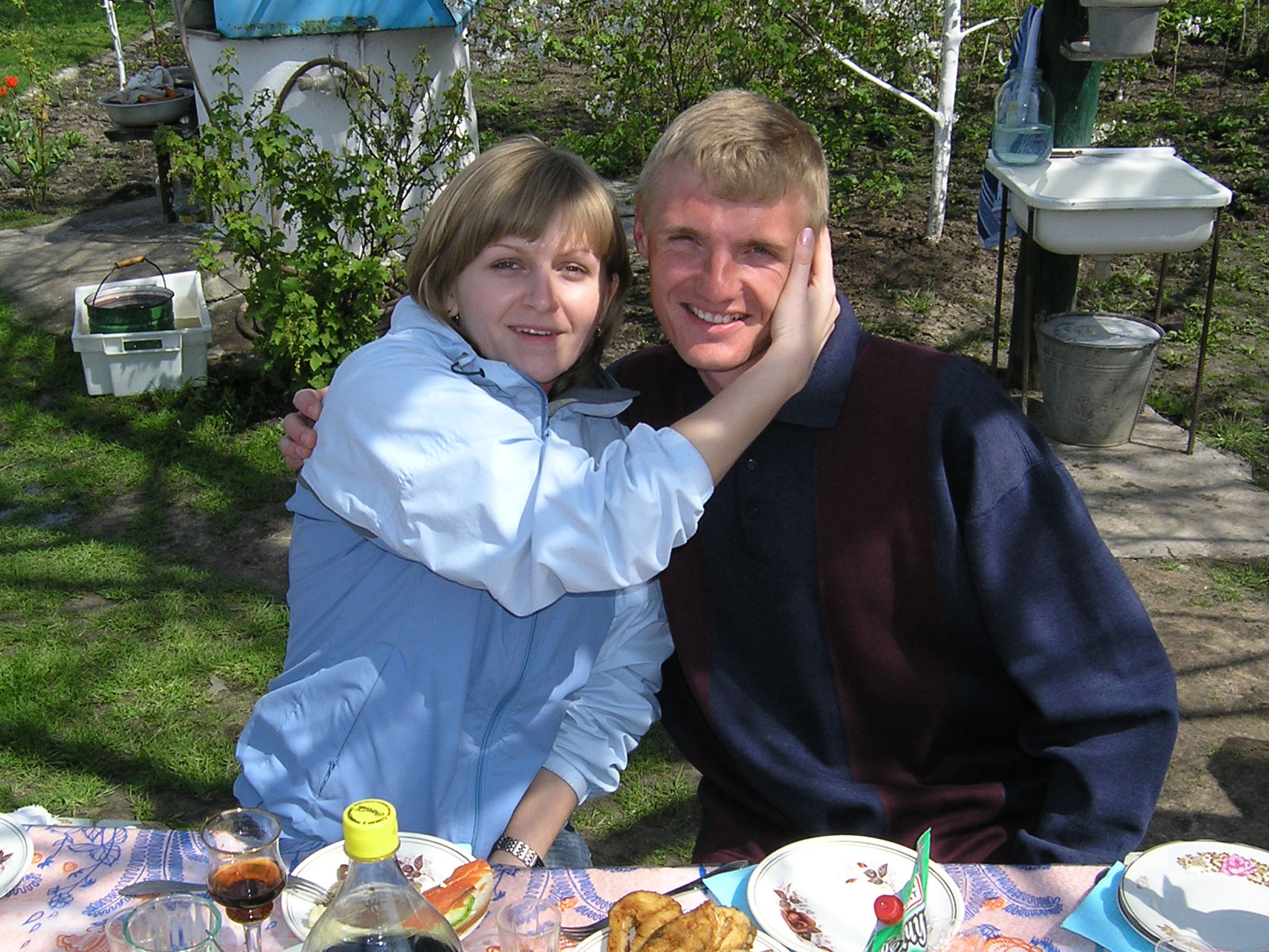 Krisitna Karpenko - Godparents